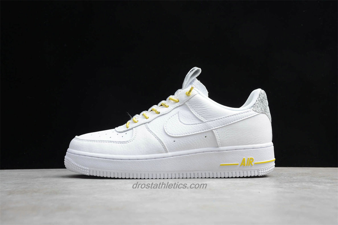 Nike Air Force 1 Low 07 LX 898889104 Unisex White Fashion Sneakers