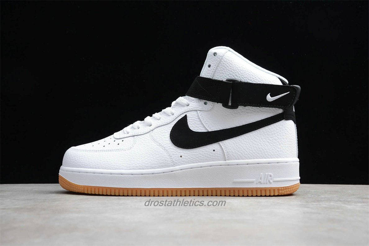 Nike Air Force 1 High 07 2 AT7653 100 Unisex White / Black Lifestyle Shoes
