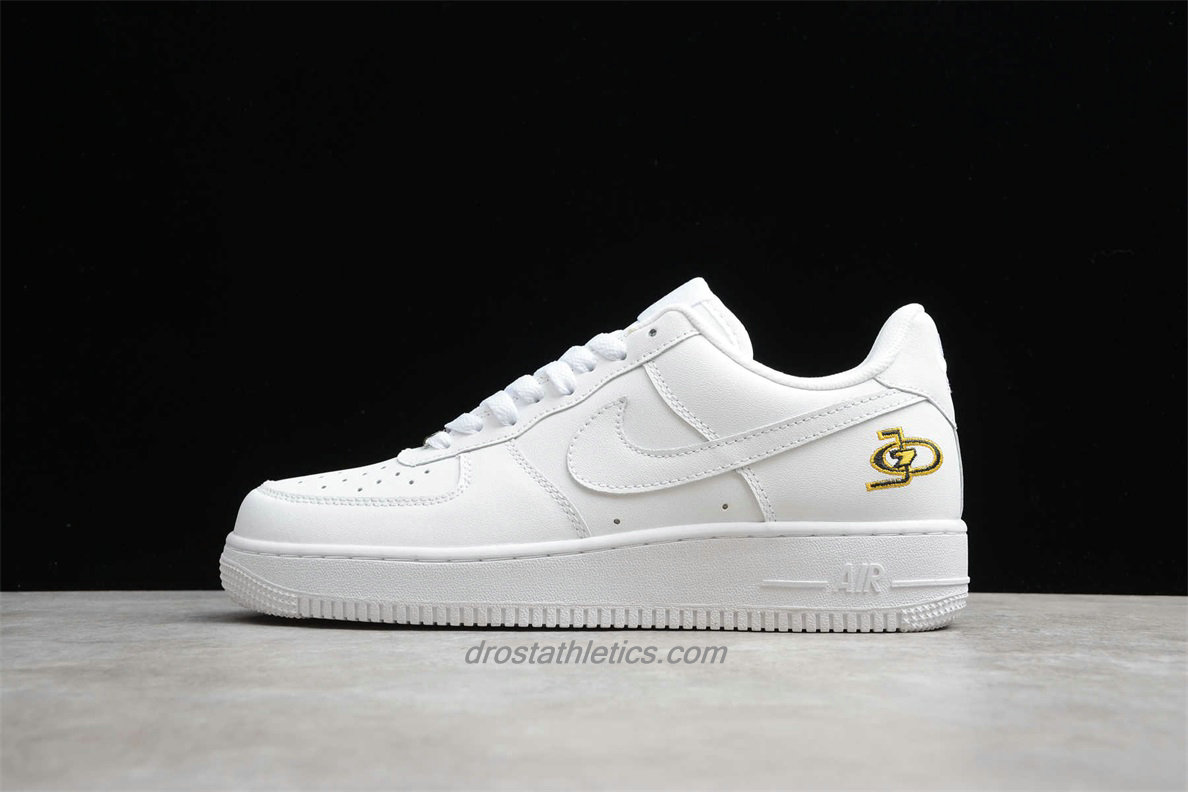Nike Air Force 1 07 Low BMD122 M30 Unisex White Fashion Sneakers