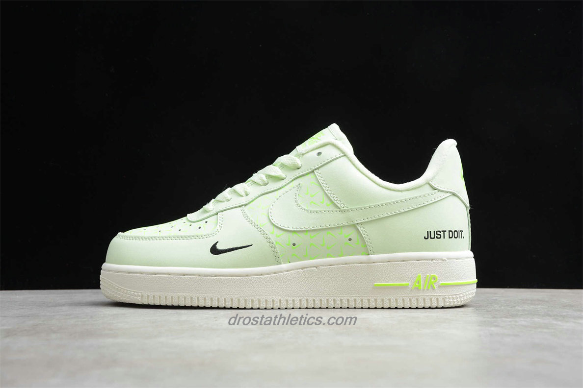 Nike Air Force 1 Low CT2541 700 Unisex Light Green Fashion Sneakers