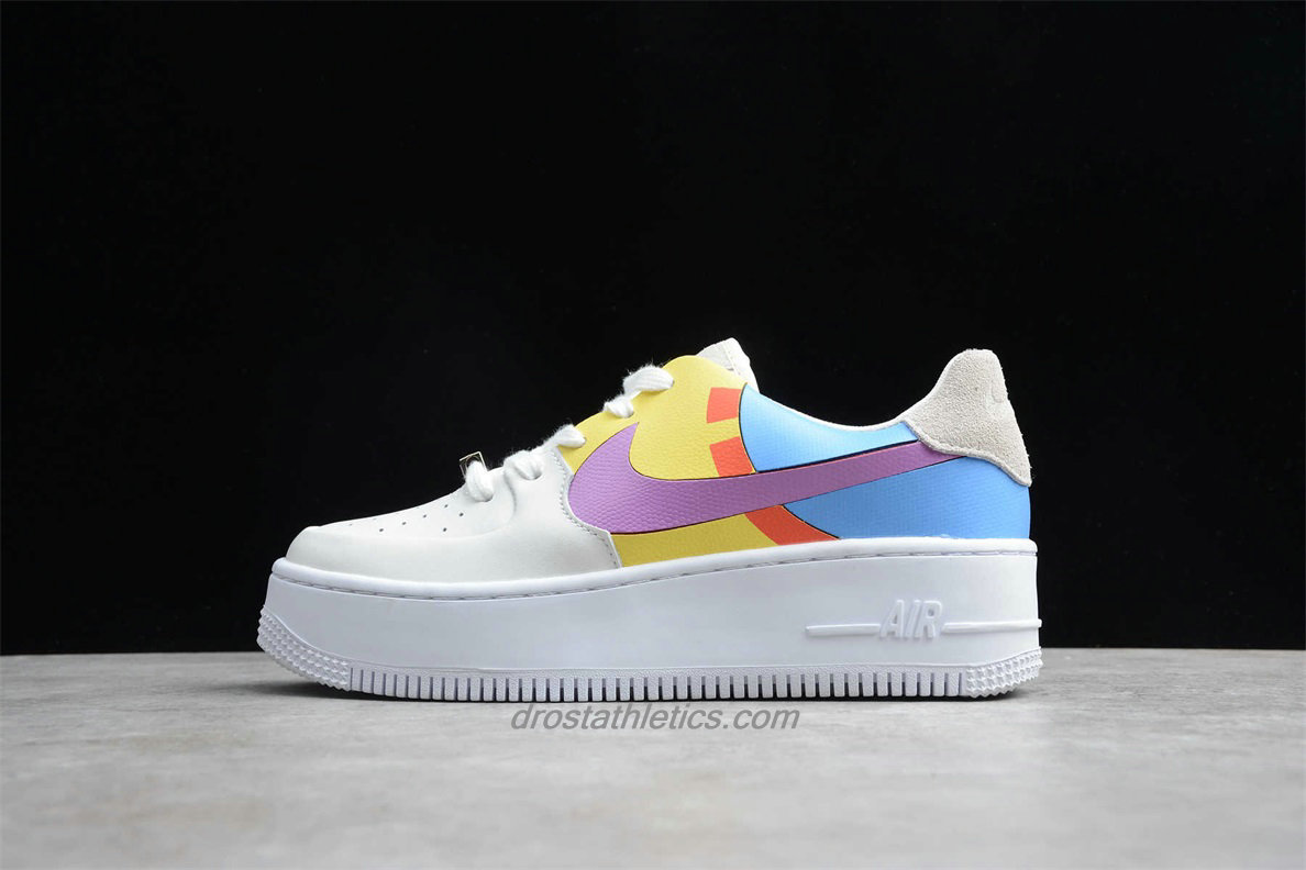 Buy Nike Air Force 1 Sage Low Shoes